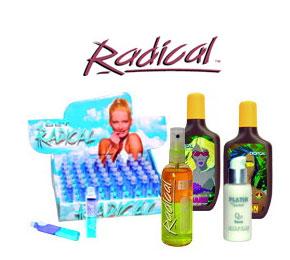 Radical tanning sistem