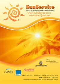 SunService katalog