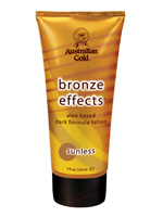 Bronze effects