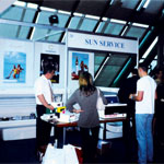 SunService na Sajmu kozmetike 2001. godine