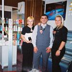 SunService na Sajmu kozmetike 2004. godine